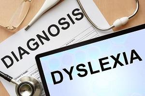 diagnosis dyslexia